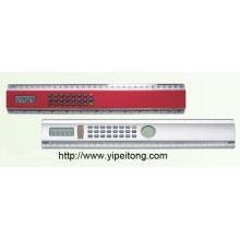 Clock ruler calculator
