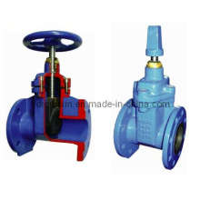 Resilient Seated Nrs Type Gate Valve DIN3352