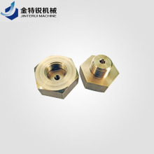 Aluminum precision turning cnc parts