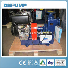 Diesel Engine Driven Large Industrial Centrifugal Water Pumps