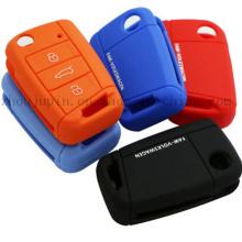 Soem-kundenspezifische verschiedene fördernde Silikon-Auto-Schlüsselkasten-Abdeckung