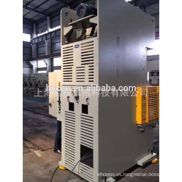 JH21-250 tonelada de hoja manual de perforación de metal