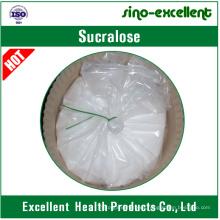 Edulcorantes de alta calidad Sucralosa granular y en polvo