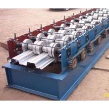 Máquina formadora de rolos de piso para piso de controle por computador