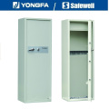Safewell Bqg Series 1450mm 8 Guns Electronic Gun Safe