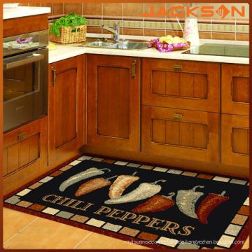 Bunter Entwurf druckte Teppich und Matte, Import-Teppich von China