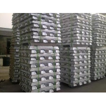 Pure Aluminum Ingot 99.7 2016 Hot Supplier%Min