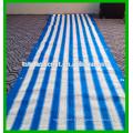 горячий продавать красочные HDPE пластиковые балкон ветровой защиты