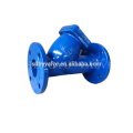 PN16/Class150 size DN50-DN600 cast iron Y Type Strainer