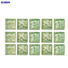 Китайский Поставщик декоративный дом 1/2' закаленное стекло блоки