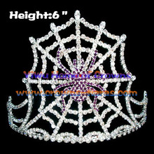 Wholesale Unique Spider Pageant Crowns