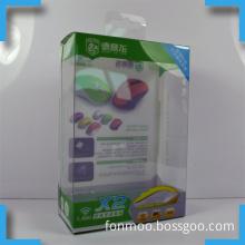 Cheap Custom Plastic Mouse Packaging Box