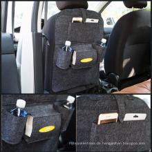 Hohe Qualität farbige Auto Sitz zurück Paket Innentasche