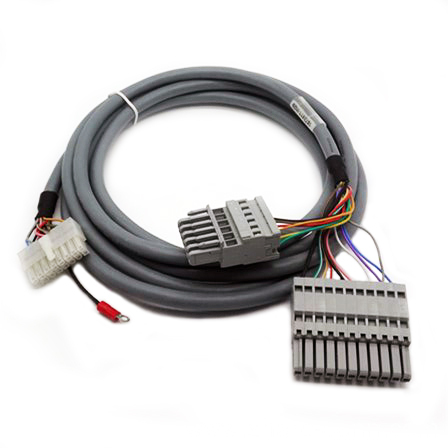 Terminal block power cable