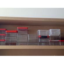 Molde de caja de gelatina de burro de plástico