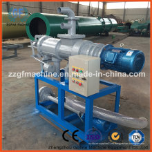 Equipo de deshidratación de fertilizantes de lodos de tornillo