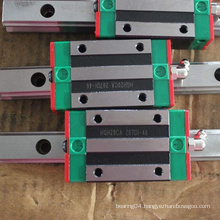 Full Extension push opening linear guide rail ball bearing slide bearing