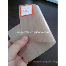 Alibaba express shipping proban t/c 65/35 32s twill teflon fabric