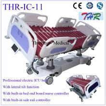 Lit ICU à inclinaison latérale électrique