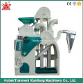 Real manufacturer of small scale combined rice milling machine
