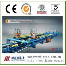 JBH Corrugated Web H-beam Automatic Welding Line