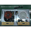 730*430mm Induction and Infrared Cooker Sm-Dic13b1