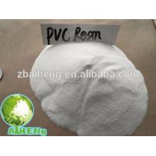 Resina de PVC de matéria-prima química SG-5