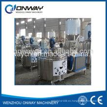 Tanque del refrigerador de la leche de vaca del acero inoxidable de Shm para la refrigeración de la leche con el sistema de enfriamiento
