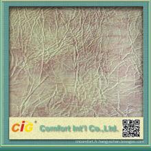 D2S-0040 PVC en cuir pour siège d'auto, meubles, sac