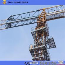 Кранов башни qtz 80 (5513) 160м топлесс башенный кран для строительства