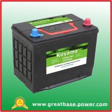 Batterie de voiture 57024 batterie automatique 12V70ah