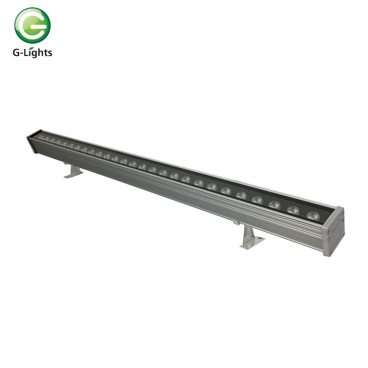 Arandela de pared RGB para exteriores 36W LED IP65