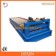 Máquina formadora de rolo de painel de telhado 840