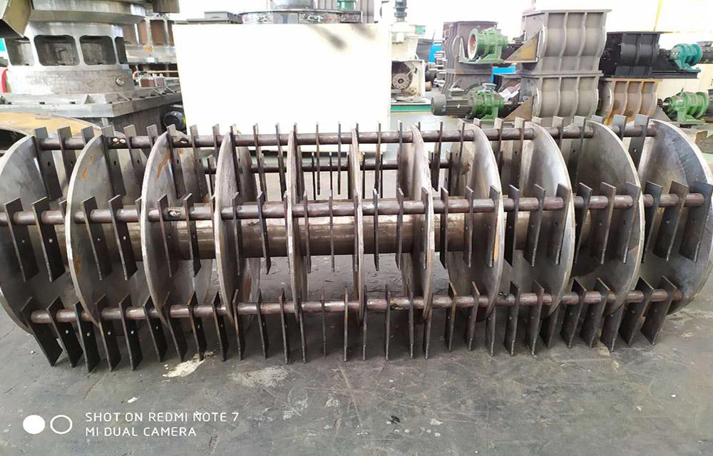 Wood Hammer Mill 1