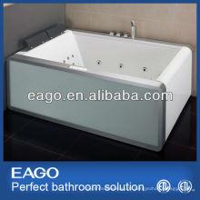 Glas Schürze Wasser Jet Whirlpool Massage Badewanne (AM151-1)