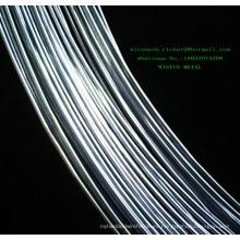 Alambre de vinculación suave galvanizado del alambre del alambre de vinculación del hierro