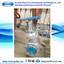 Gate valves oil and gas pipelline