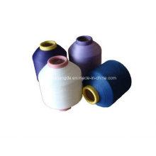 98% Algodón 2% Spandex Blended Yarn