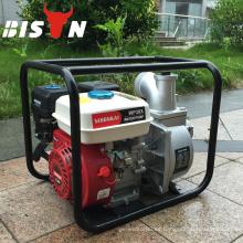 BISON (CHINA) Proveedor de bomba de agua Bomba de agua centrífuga de 4 pulgadas, gasolina Bomba centrífuga de agua de 4 pulgadas