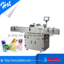 Máquina de rotulagem isqueira descartavel