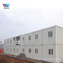 Cheap Fast assemble detachable portable dorm shelter philippines Prefabricated container houses prefab shelter