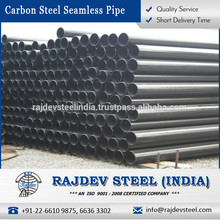 ISO Certified Excellent Quality Carbon Steel Seamless Pipes - A 53 at Low Market Price