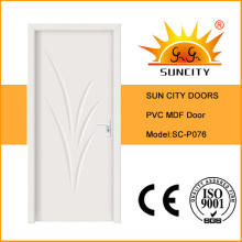 High Quality Wood PVC Door