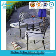 Easy Cleaning Table Coffee With Chair From China