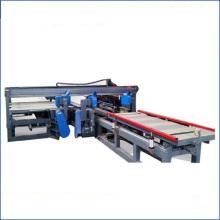 cortadora de borde de cuatro lados máquina de corte de sierra