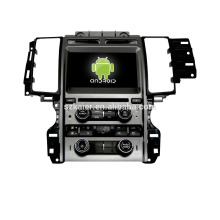 Quad core!car dvd with mirror link/DVR/TPMS/OBD2 for 8 inch touch screen quad core 4.4 Android system FORD TAURUS