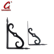 Hardware Accessories Furniture Bed Fitting Black Bracket