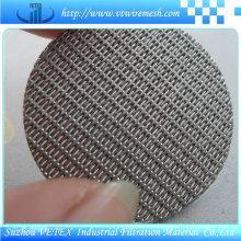 Sintered Mesh Used in Machine-Making