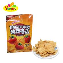 Crispy Tomato Chips Snack