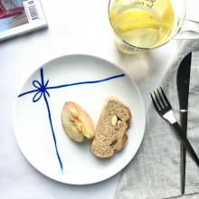 Custom Cheap Ceramic Plate for Dinner